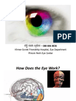 1 Anatomy & Physiology of Eye for Ophthalmic Nurses