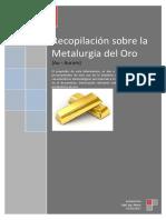 Metalurgia del Oro (Au).pdf