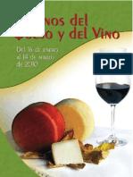 Caminos Del Queso y Del Vino por las ARRIBES del Duero. España y Portugal