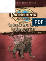 Pathfinder Society the Devil We Know Part IV - The Rules of the Swift