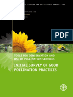 FAO GOOD Pollinator Practices