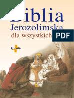 Biblia Jerozolimska Fragment