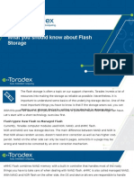 What you should know about Flash Storage