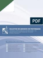 Solicitud Admisión Postgrados (Jun2016) Interactiva