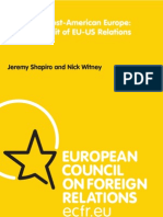 Post American Europe CFR