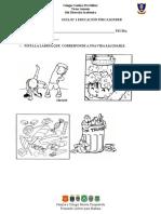 Guia 1 Ed Física Kinder
