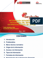 1 PPT Sayhuite Regional 2016