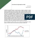 Comercio Do Agronegocio 2016