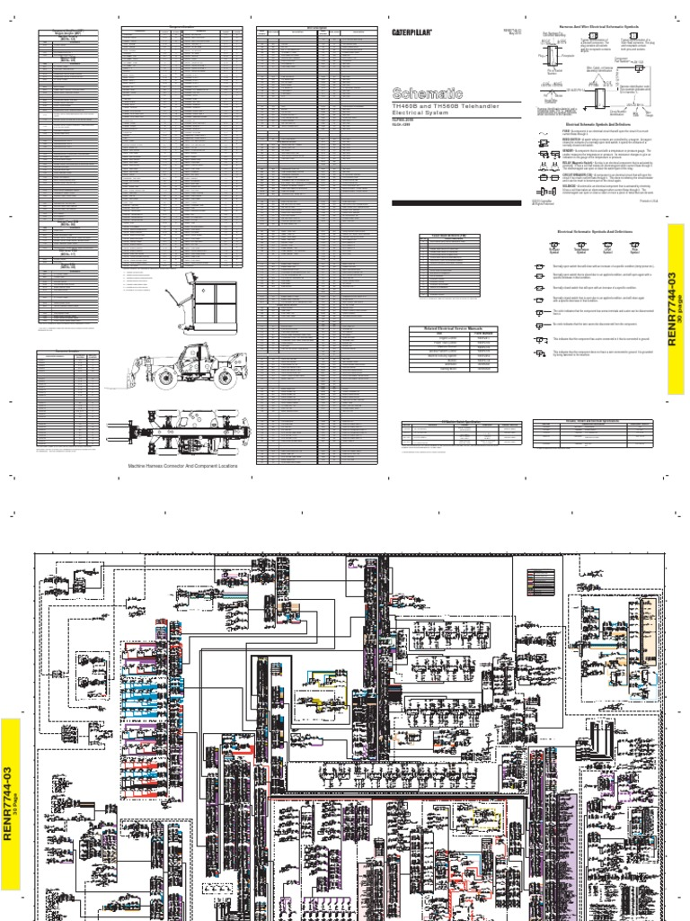 Catterpillar F163 Wiring Plug Diagram Library