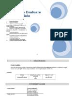 Evaluare Initiala Model de Raport (1)