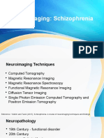 Schizophrenia Neuroimaging