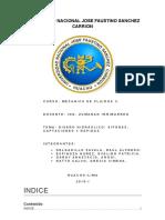 Mecánica de Fluidos 2- Captaciones,Sifones y Rapidas- Monografía