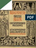 Viaţa Fericitului Paisie Stareţul Sfintelor Monastiri Neamţu Şi Secul, 1935 - G. Racoveanu