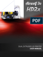 Airwolf 3D HD2x User Manual 2014-12-02