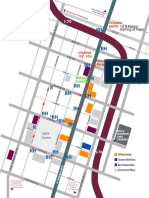 Topeka Saint Patrick's Day Parade Route