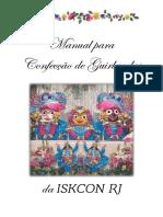 Manual Para Confecção de Guirlandas Da ISKCON RJ