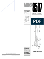Manual armado ultigimnasio