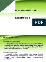 Audit Energi Pada Sistem Distri Uap