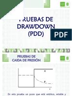 Presentación Pruebas de Drawdown (PDD)