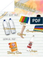 material and equipments