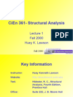 cien361structuralanalysisfall2000notes[1].ppt