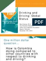 1. Drinking and Driving Global Status Ward Vanlaar