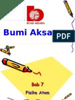 BAB 7 Fisika Atom