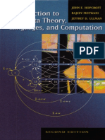 Addison-Wesley - Introduction To Automata Theory, Languages, And Computation 2Nd(1).pdf