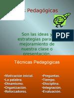 6_4_Tecnicas_Pedagogicas_El Salto.ppt