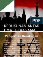 KERUKUNAN ANTAR UMAT BERAGAMA.pptx