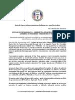 JSAFPR CP CartaRossello Liquidez 03-08-17