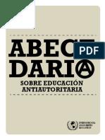 Abecedario Sobre Educacion Antiautoritaria