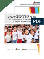 QUINTANA ROO - Marco para la convivencia escolar en escuelas de educacion basica 31032015.pdf