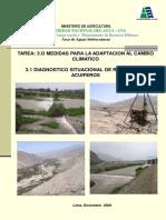 Diagnostico Situacional de Recarga de Acuiferos Peru