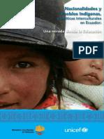 Nacionalidades y Pueblos Indigenas Web Parte1