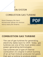 Combustion Gas Turbine (1)