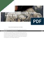 Https Biquyetlamdep17 Wordpress Com 2017-03-08 Hoc Xam Hinh Nghe Thuat Tai Ha Noi