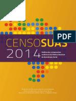 Censo Suas 2014