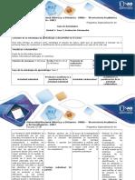 Guía de Actividades y Rúbrica de Evaluación - Fase 3 Trabajo Colaborativo 1