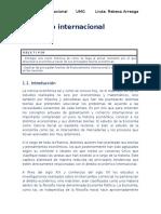 2.- Comercio Internacional.