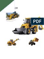 Maquinas construccion