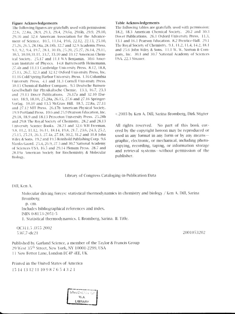 80457879 molecular driving forces statistical thermodynamics in rh scribd com Ionic Solution Chemical Solutions