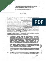 Fideicomiso Piñera