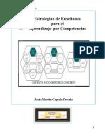LIBRO 12 Estrategias de Enseñanza Para El Aprendizaje Por Competencias. JMCD. 2013.