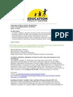 Newsletter June 3 2010