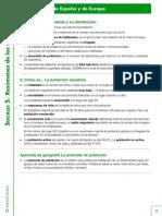 Resumen Tema 4 Sociales 5 primaria