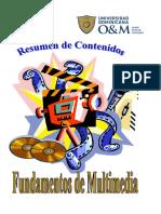 Resumen Fundamentos de Multimedia PDF