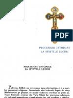 Procesiuni Ortodoxe La Sfintele Locuri