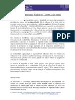 Plan de Prevencion de Accd Laborales