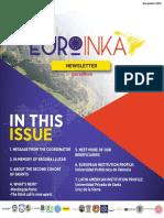 Euroinka-newsletter 2nd Edition